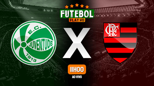 Assistir Juventude x Flamengo ao vivo 27/06/2021 HD