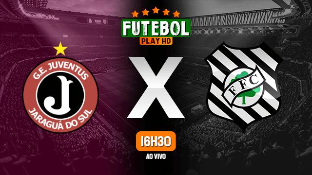 Assistir Juventus-SC x Figueirense ao vivo online HD 09/07/2020
