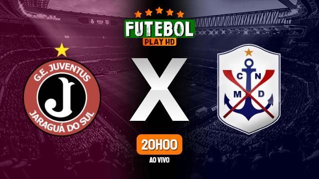 Assistir Juventus-SC x Marcílio Dias ao vivo online 15/03/2020