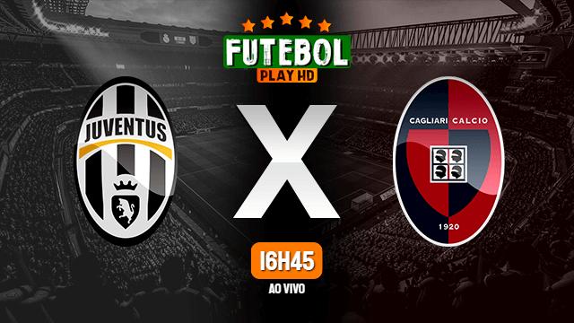 Assistir Juventus x Cagliari ao vivo Grátis HD 21/11/2020