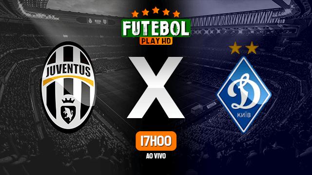 Assistir Juventus x Dínamo de Kiev ao vivo 02/12/2020 HD online