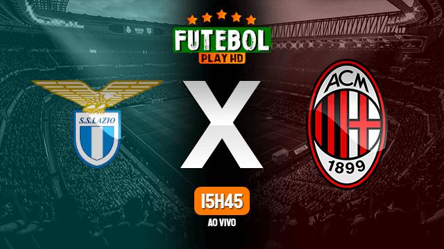 Assistir Lazio x Milan ao vivo online HD 04/07/2020