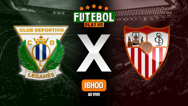 Assistir Leganés x Sevilla ao vivo Grátis HD 30/06/2020