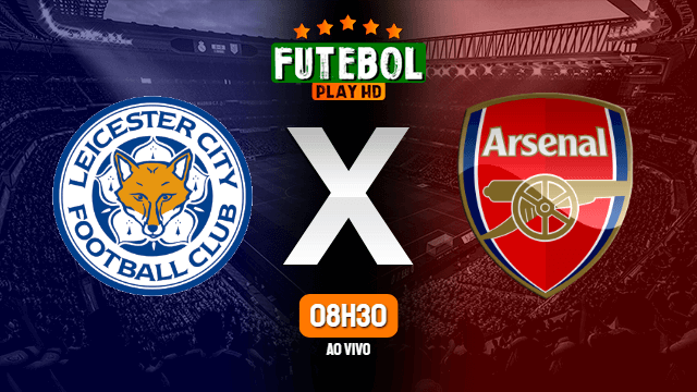 Assistir Leicester x Arsenal ao vivo HD 23/09/2020 Grátis