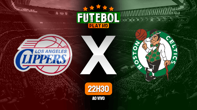 Assistir Los Angeles Clippers x Boston Celtics ao vivo HD 13/02/2020
