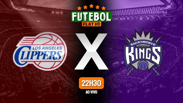 Assistir Los Angeles Clippers x Sacramento Kings ao vivo HD 23/02/2020