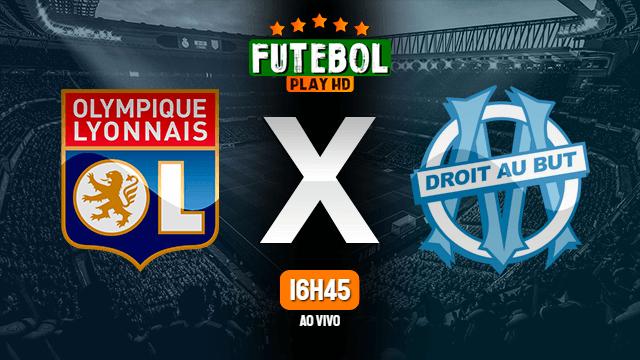 Assistir Lyon x Olympique de Marselha ao vivo online HD 12/02/2020