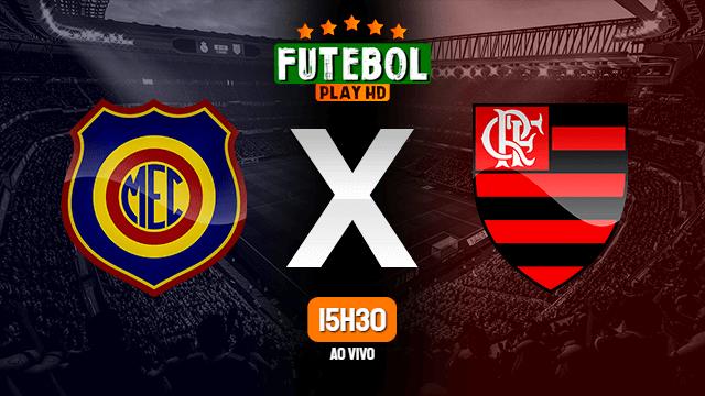 Assistir Madureira x Flamengo ao vivo 05/04/2021 HD online