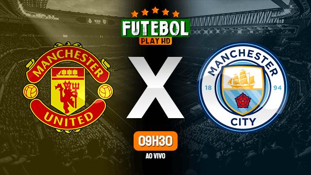 Assistir Manchester United x Manchester City ao vivo 06/01/2021 HD online