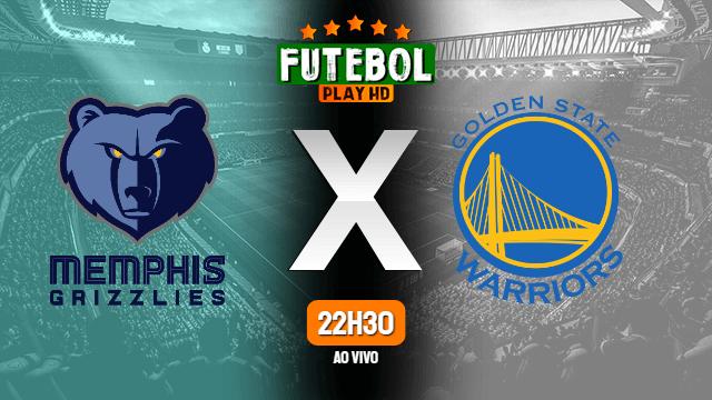 Assistir Memphis Grizzlies x Golden State Warriors ao vivo online 16/05/2021 HD
