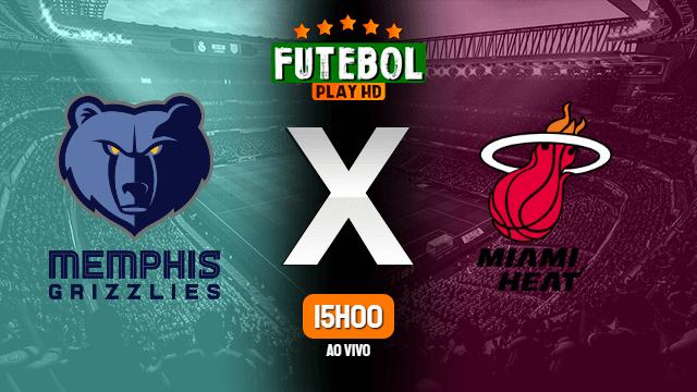 Assistir Memphis Grizzlies x Miami Heat ao vivo Grátis HD 28/07/2020