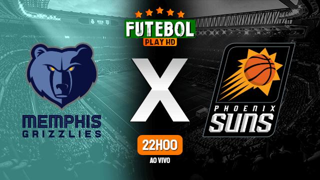 Assistir Memphis Grizzlies x Phoenix Suns ao vivo 20/02/2021 HD