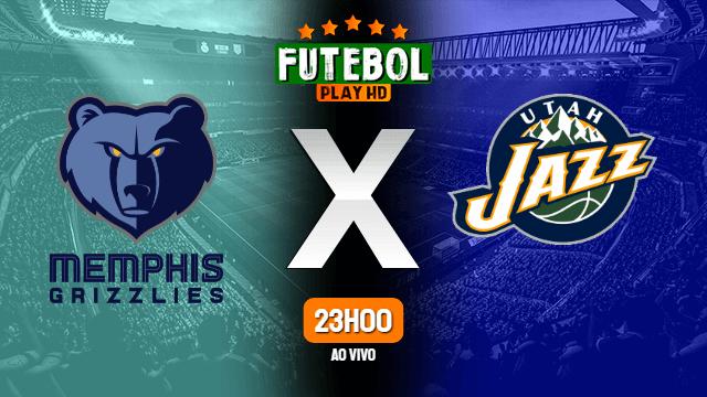 Assistir Memphis Grizzlies x Utah Jazz ao vivo 26/05/2021 HD