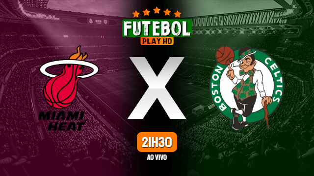 Assistir Miami Heat x Boston Celtics ao vivo online 17/09/2020 HD