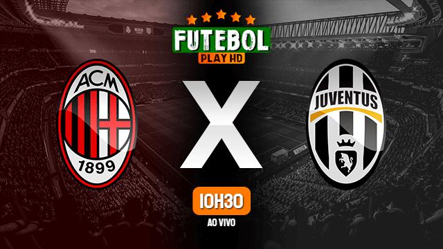 Assistir Milan x Juventus ao vivo Grátis HD 07/07/2020