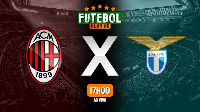 Assistir Milan x Lazio ao vivo Grátis HD 12/09/2021