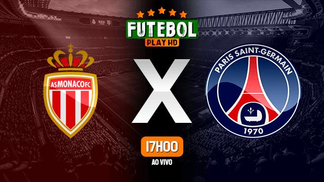 Assistir Monaco x PSG ao vivo online 20/11/2020 HD