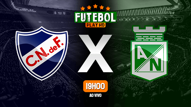 Assistir Nacional-URU x Atlético Nacional ao vivo online 28/04/2021 HD