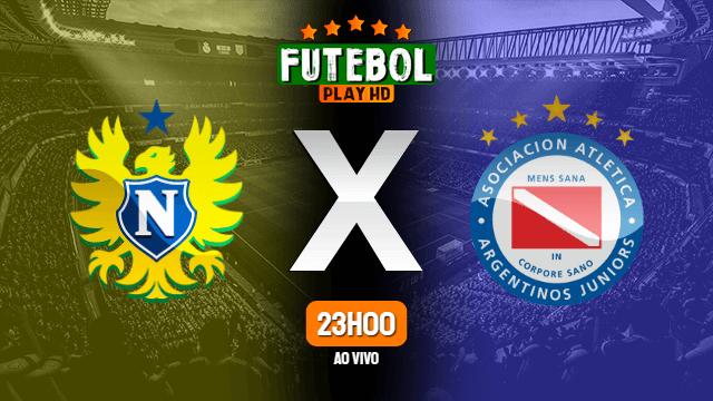 Assistir Nacional x Argentinos Juniors ao vivo Grátis HD 26/05/2021