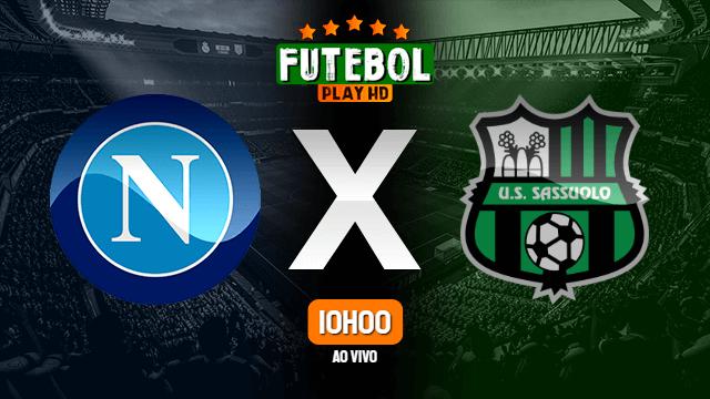 Assistir Napoli x Sassuolo ao vivo HD 12/09/2021 Grátis