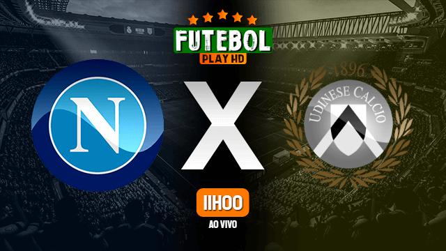 Assistir Napoli x Udinese ao vivo 11/05/2021 HD