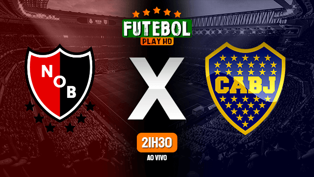 Assistir Newells Old Boys x Boca Juniors ao vivo Grátis HD 21/02/2021