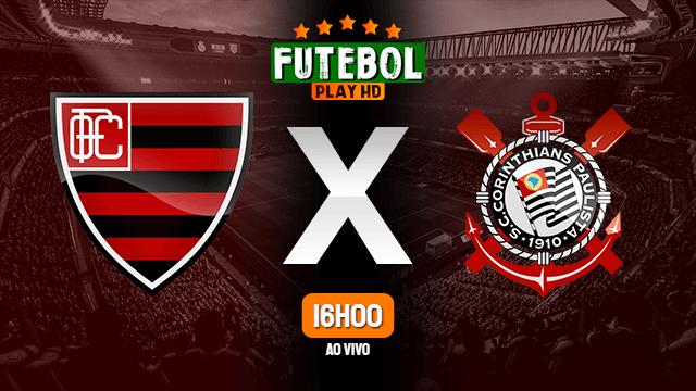 Assistir Oeste x Corinthians ao vivo online 26/07/2020