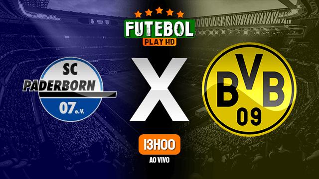 Assistir Paderborn x Borussia Dortmund ao vivo online 31/05/2020