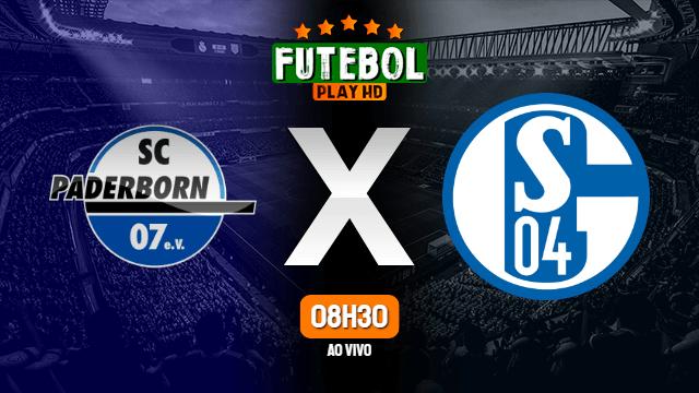 Assistir Paderborn x Schalke 04 ao vivo 12/09/2021 HD online