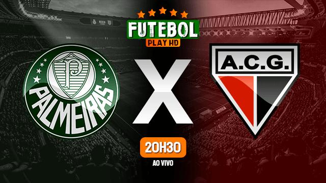 Assistir Palmeiras x Atlético-GO ao vivo 22/02/2021 HD online