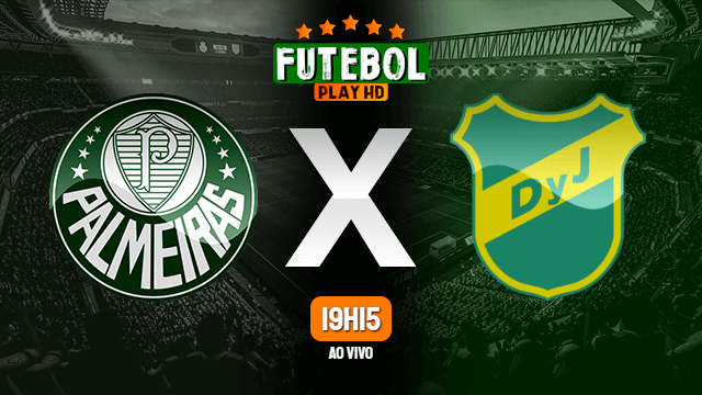 Assistir Palmeiras x Defensa y Justicia ao vivo online 14/04/2021 HD