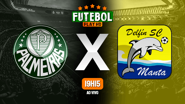Assistir Palmeiras x Delfin ao vivo 02/12/2020 HD online