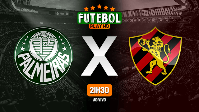 Assistir Palmeiras x Sport ao vivo 25/10/2021 HD online
