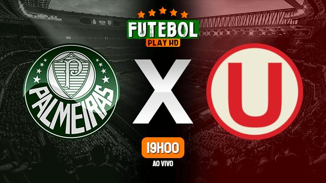 Assistir Palmeiras x Universitario ao vivo online 27/05/2021 HD