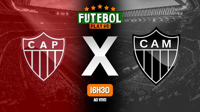 Assistir Patrocinense x Atlético-MG ao vivo 13/03/2021 HD