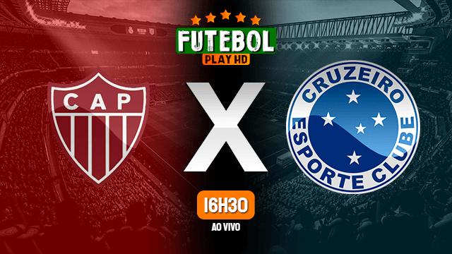 Assistir Patrocinense x Cruzeiro ao vivo online HD 16/02/2020