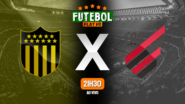 Assistir Peñarol x Athletico-PR ao vivo 20/10/2020 HD