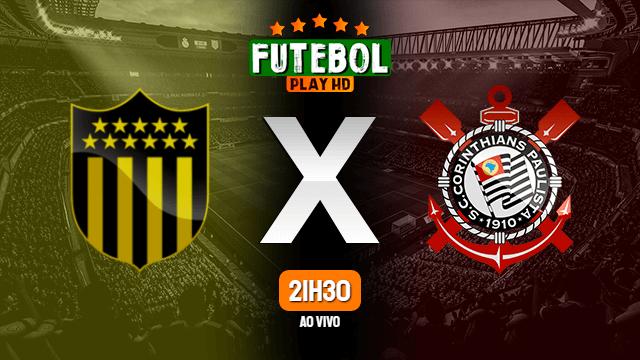 Assistir Peñarol x Corinthians ao vivo Grátis HD 13/05/2021