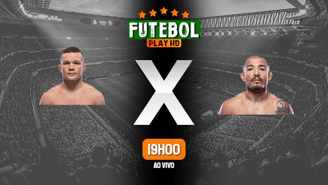 Assistir Petr Yan x José Aldo ao vivo UFC 251 Online 11/07/2020