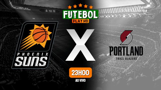 Assistir Phoenix Suns x Portland Trail Blazers ao vivo 13/05/2021 HD online