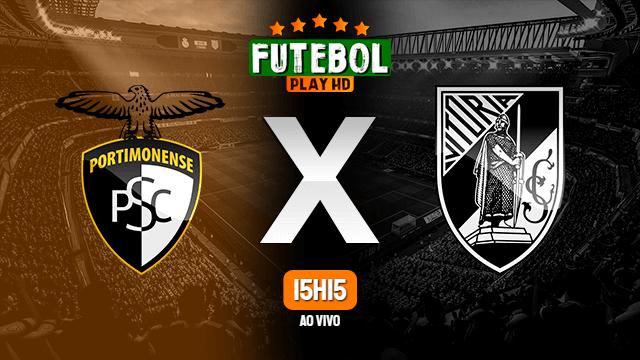 Assistir Portimonense x Vitória de Guimarães ao vivo online HD 04/07/2020