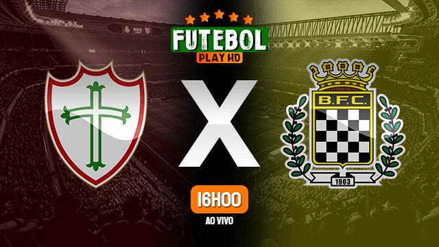 Assistir Portuguesa x Boavista ao vivo 24/04/2021 HD online