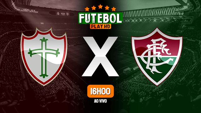 Assistir Portuguesa x Fluminense ao vivo HD 02/05/2021 Grátis