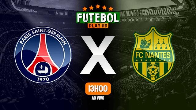 Assistir PSG x Nantes ao vivo 14/03/2021 HD online