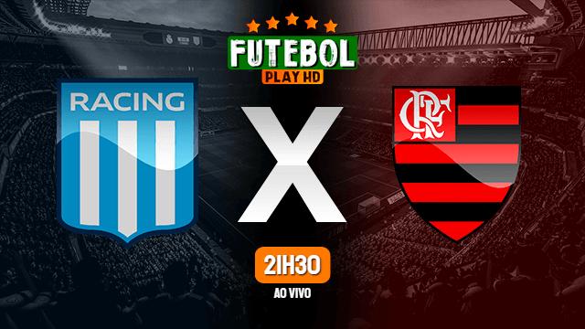 Assistir Racing x Flamengo ao vivo online 24/11/2020 HD