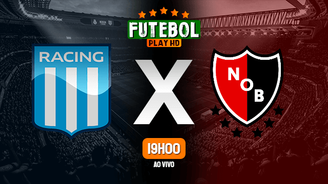 Assistir Racing x Newells Old Boys ao vivo online HD 28/02/2020