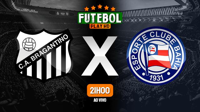 Assistir RB Bragantino x Bahia ao vivo 20/11/2020 HD online