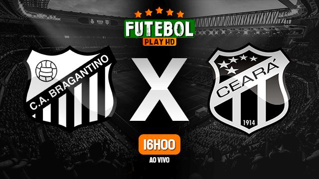 Assistir RB Bragantino x Ceará ao vivo 19/09/2020 HD