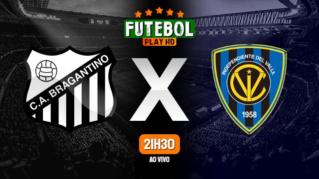 Assistir RB Bragantino x Independiente del Valle ao vivo 21/07/2021 HD