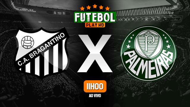 Assistir RB Bragantino x Palmeiras ao vivo 14/05/2021 HD